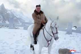 नॉर्थ कोरिया के तानाशाह किम जोंग- उन ने लिया ये संकल्प, इस पवित्र स्थान का किया दौरा