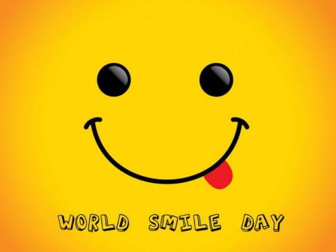 World Smile Day: खुश रहने से बीमारियां रहती हैं दूर, तनाव कम होने से जीते हैं लंबी उम्र