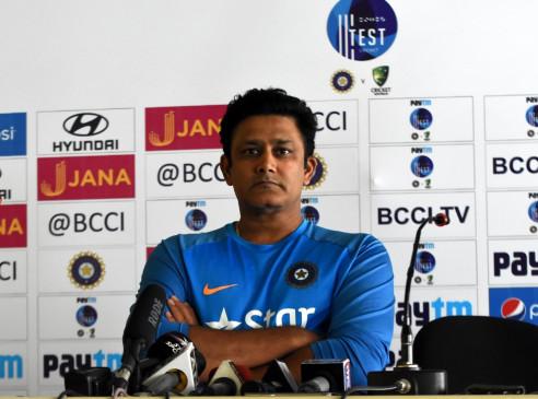 कोहली के बयान को कुंबले का समर्थन, भारत में 5 टेस्ट सेंटर होने की कही थी बात