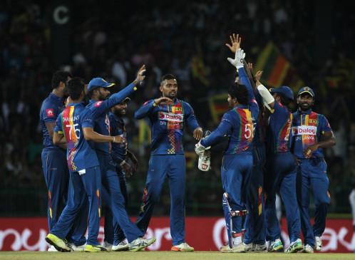 लाहौर टी-20 : श्रीलंका ने पाकिस्तान को 64 रन से दी करारी शिकस्त