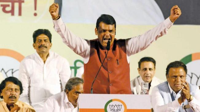 Election: महाराष्ट्र-हरियाणा में नामांकन का अंतिम दिन, फडणवीस ने भरा पर्चा