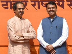 फडणवीस बने विधायक दल के नेता, BJP के पाले में आए 8 MLA