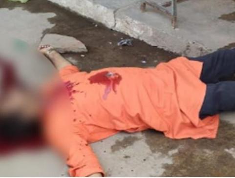मंदसौर में विश्व हिंदू परिषद के नेता की गोली मारकर हत्या