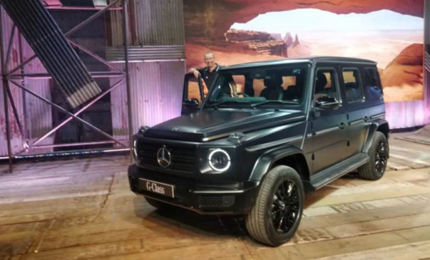Mercedes Benz ने भारतीय बाजार में उतारी ऑफ रोड एसयूवी G- 350d