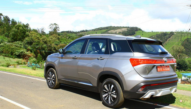 MG Hector 40 हजार रुपए तक हुई महंगी, जानें नई कीमतें