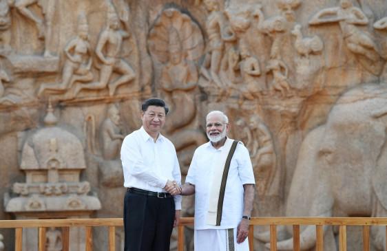 मोदी ने शी से कहा, चेन्नई वार्ता भारत-चीन संबंधों को नई दिशा देगी