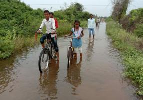 मप्र : ओंकारेश्वर बांध के कारण सैकड़ों परिवारों पर संकट