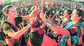 बाढ़ पीड़ितों की मदद के लिए मुख्यमंत्री कोष में दान करेंगे नवरात्र मंडल
