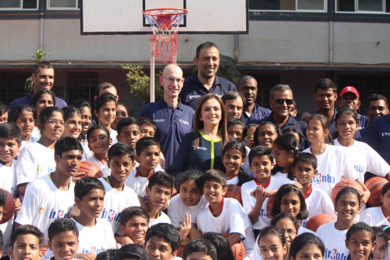 एनबीए : भारत में पहली बार हो रहे प्री-सीजन मैच में भिड़ेगी किंग्स और पेसर्स