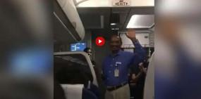 जब इकोनॉमी क्लास में दिखे इसरो प्रमुख, तालियों से हुआ जोरदार स्वागत.. देखें वीडियो