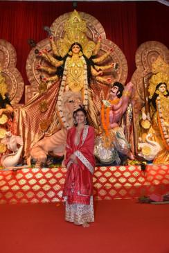 मां दुर्गा से कभी कुछ नहीं मांगा : काजोल