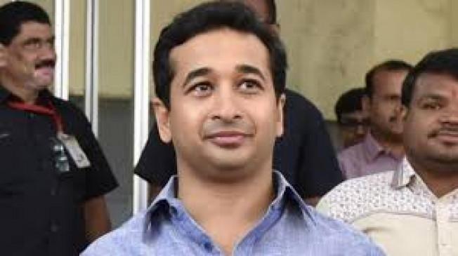 नितेश राणे और रघुवंशी ने कांग्रेस छोड़ी, श्रीनिवास लड़ेंगे सतारा लोकसभा उपचुनाव, जेल से मैदान में उतरेंगे कदम