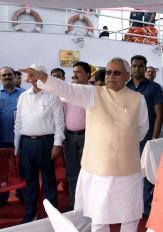नीतीश ने जदयू के केंद्र सरकार में शामिल होने की अटकलों को नकारा