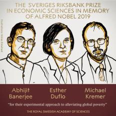 नोबेल पुरस्कार पाने वाले बनर्जी को छत्तीगसढ़ आने का न्योता