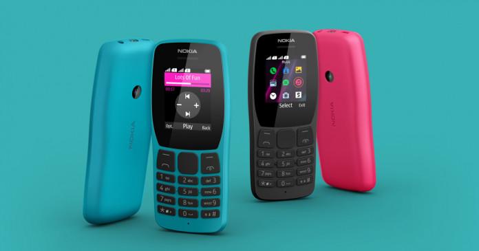 Nokia 110 फीचर फोन भारत में लॉन्च, जानें इसकी खूबियां