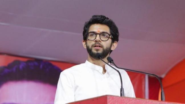 आदित्य के खिलाफ उम्मीदवारी वापस लेने के लिए दो करोड़ रुपए का ऑफर