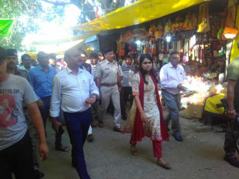 चित्रकूट में दीपावली मेला की सरकारी तैयारियां शुुरु
