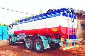 24 टन आइल बेचकर टैंकर चालक फरार, कन्हान के पास लावारिस खड़ा था टैंकर