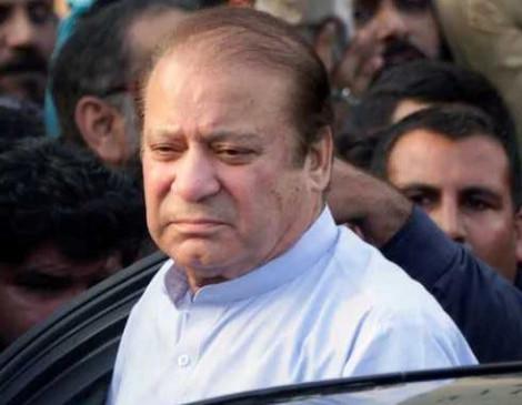 पूर्व पाकिस्तानी पीएम नवाज शरीफ की हालत नाजुक, अस्पताल में भर्ती