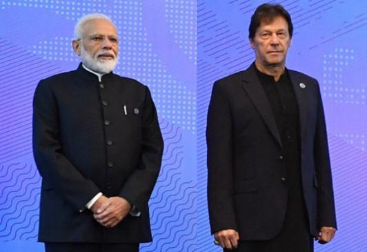 पाकिस्तानी अखबार का दावा, मोदी व इमरान की मुलाकात कराने की कोशिश कर रहा है भारत