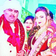 शादी की सालगिरह पास आई लेकिन पाकिस्तान से ससुराल नागपुर नहीं पहुंची युवती -जानिए क्यों हो रही परेशानी