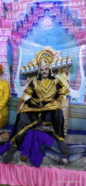 पांढुर्ना विधायक बने लंका नरेश रावण - कई सालों से निभा रहे किरदार