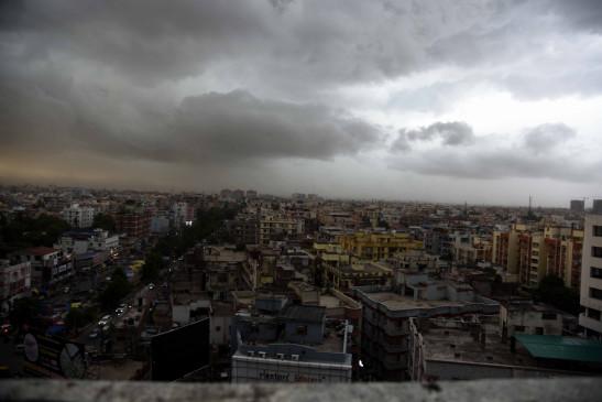 बिहार में आंशिक बदली छाई, मौसम सुहावना
