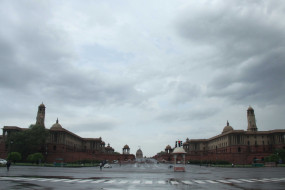 बिहार में आंशिक बादल छाए