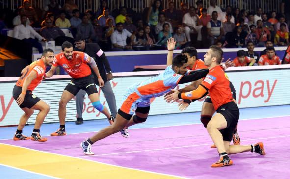 पीकेएल-7 : रोमांचक मुकाबले में मुम्बा को मात देकर बंगाल फाइनल में