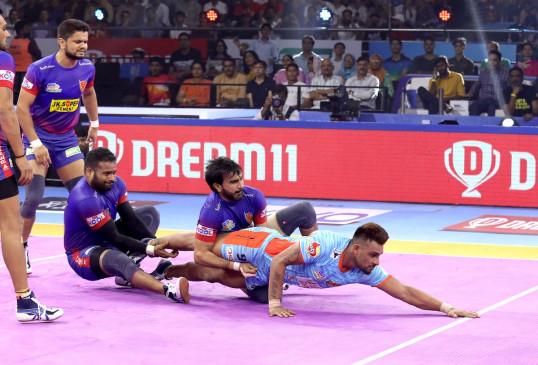 पीकेएल-7 : पहली बार फाइनल खेलने के लिए बेंगलुरु से भिड़ेगी दिल्ली