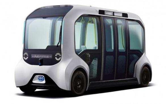 टोक्यो ओलंपिक के दौरान ऑटोमेटिक रोबोटिक बसों में यात्रा करेंगे खिलाड़ी