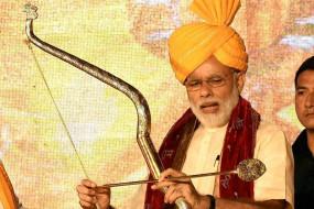 PM मोदी ने दी दशहरा की शुभकामनाएं, दिल्ली के द्वारका में करेंगे रावण दहन