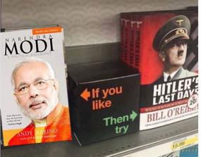 Fake News: मोदी के साथ हिटलर की किताब खरीदने की झूठी खबर वायरल, जानें क्या है सच ?