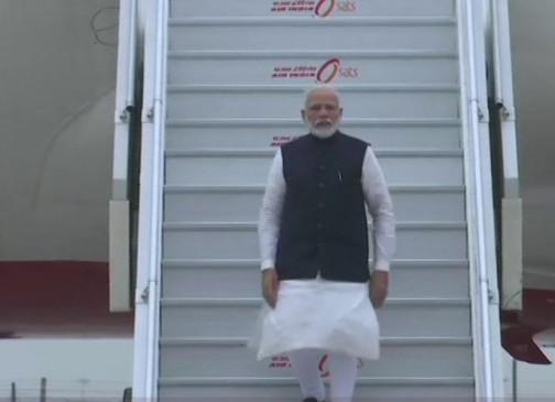 सऊदी अरब की यात्रा से भारत लौटे PM मोदी, कई समझौतों पर हुए हस्ताक्षर