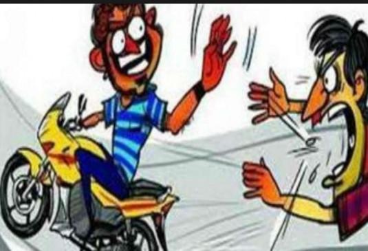 अपहरण का आरोपी पुलिस गिरफ्त से फरार - इंदौर से पुलिस ला रही थी छिंदवाड़ा