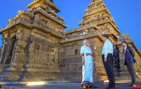 जिनपिंग का भारत दौरा, पीएम मोदी के साथ किया डिनर, व्यापार से लेकर आतंकवाद पर चर्चा