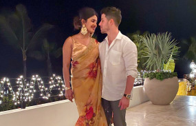 प्रियंका और निक शादी के बाद मना रहे अपनी पहली दिवाली