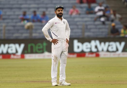 पुणे टेस्ट : फॉलोऑन के बाद खराब स्थिति में दक्षिण अफ्रीका