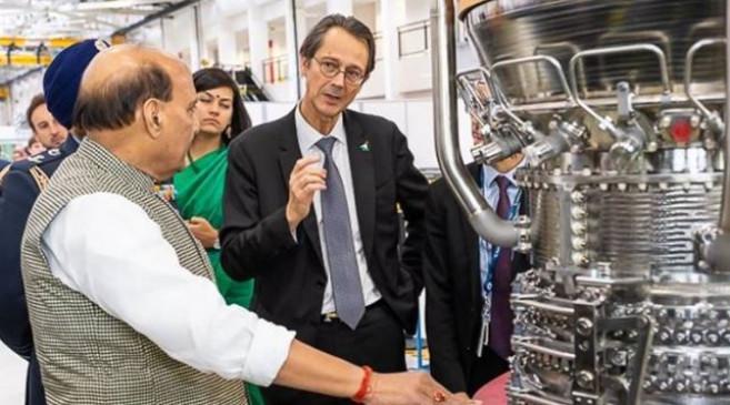 राफेल इंजन बनाने वाली कंपनी ने राजनाथ से कहा, टैक्स सिस्टम से आतंकित तो नहीं करेंगे?