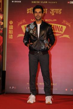 प्रेरणास्रोत हैं राजकुमार राव : सह-अभिनेता अमित