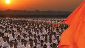 मंदिर मामले पर न्यायालय के निर्णय का इंतजार, नवंबर में आएएसएस की संगठनात्मक गतिविधियां नहीं