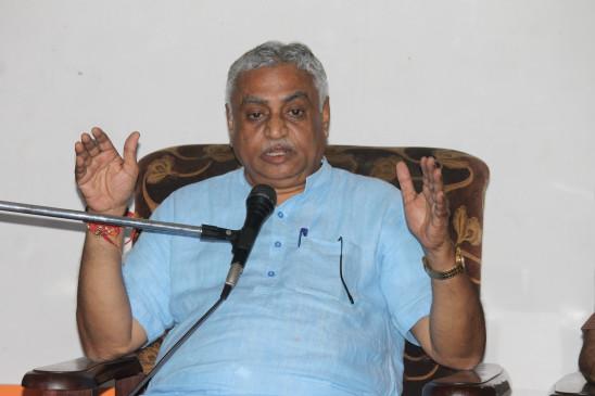 राम मंदिर कोई राजनीतिक मसला नहीं है : मनमोहन वैद्य