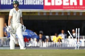 रांची टेस्ट : भारत जीत से दो कदम दूर