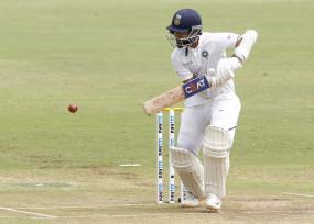 रांची टेस्ट : भारत की खराब शुरुआत, लंच तक गंवाए तीन विकेट