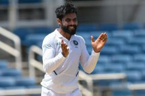 रवींद्र जडेजा सबसे तेजी से 200 टेस्ट विकेट लेने वाले बाएं हाथ के गेंदबाज बने
