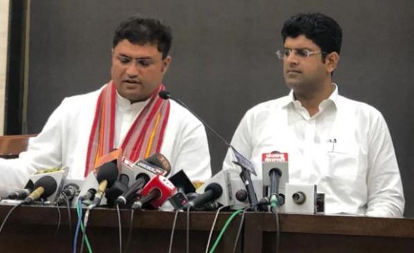 अशोक तंवर ने जजपा को दिया समर्थन, कहा- अब टूटेगा कांग्रेस का गुरूर