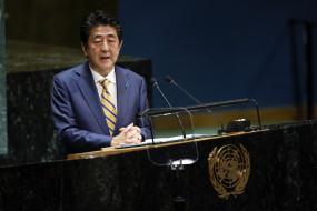 चीन और जापान के बीच संबंध और सुधरेंगे : शिंजो आबे