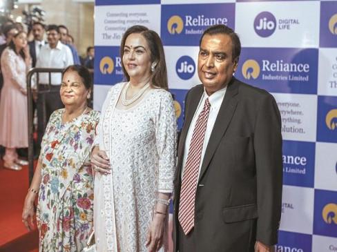 रिलायंस इंडस्ट्रीज को दूसरी तिमाही में 11262 करोड़ रुपए का मुनाफा