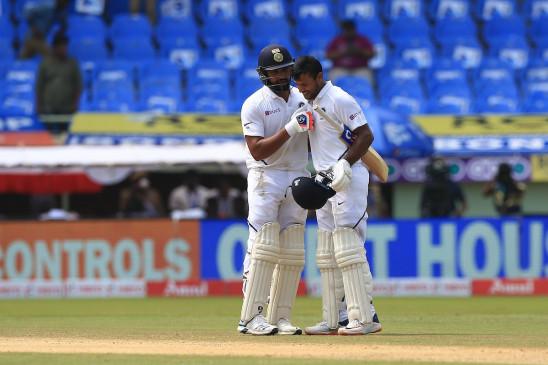 ICC Test Rankings: रोहित, मयंक और शमी टेस्ट करियर की सर्वश्रेष्ठ रैंकिंग पर पहुंचे