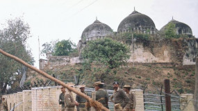 अयोध्या में धारा 144 लागू , राम जन्मभूमि विवाद पर 17 नवंबर को फैसले की उम्मीद
